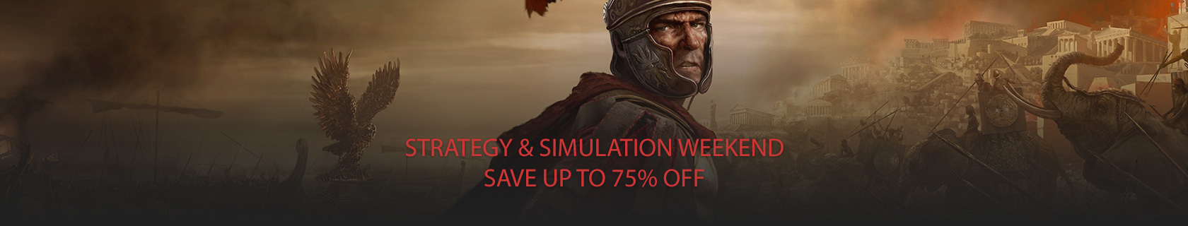 Strategy & Simulation Weekend