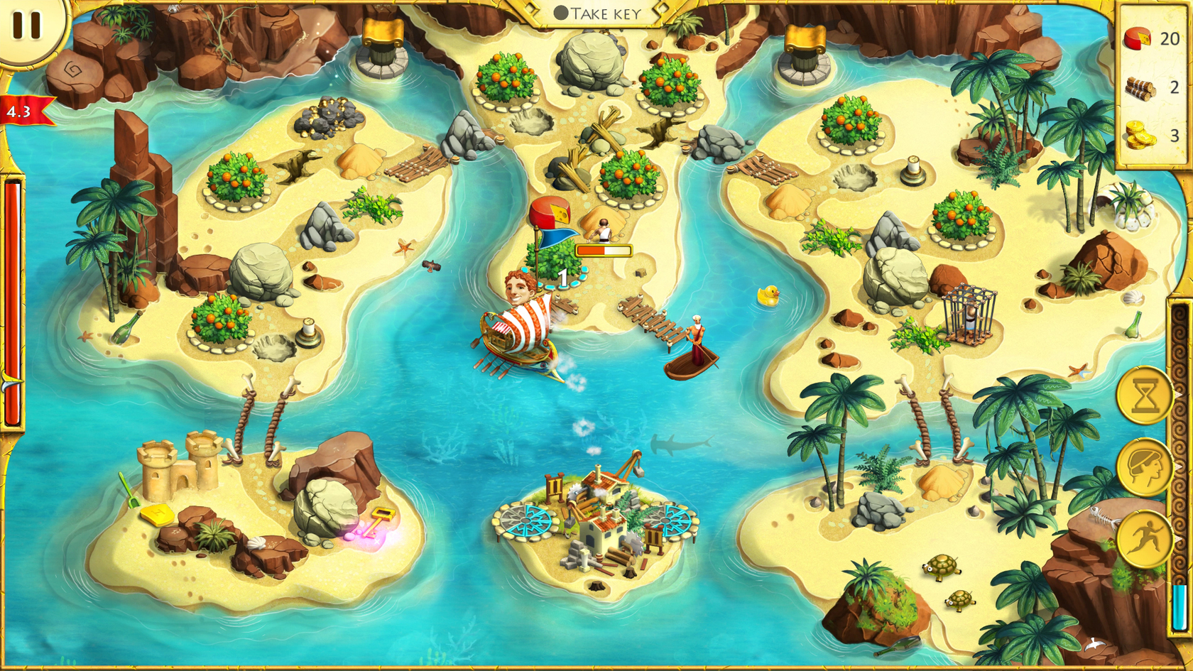12 labors of hercules game
