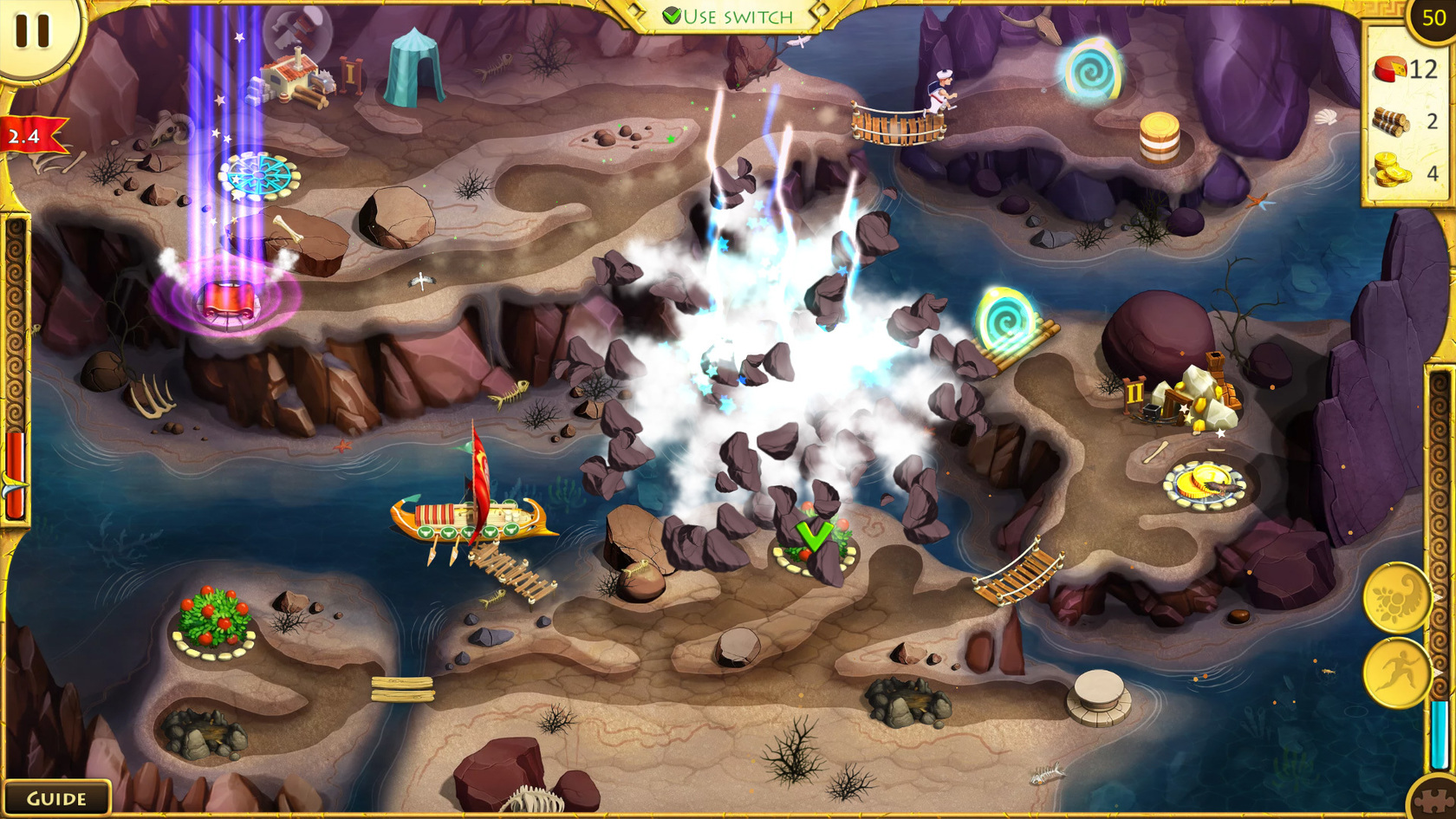 Jason And The Golden Fleece Slot - Try the Free Demo Version