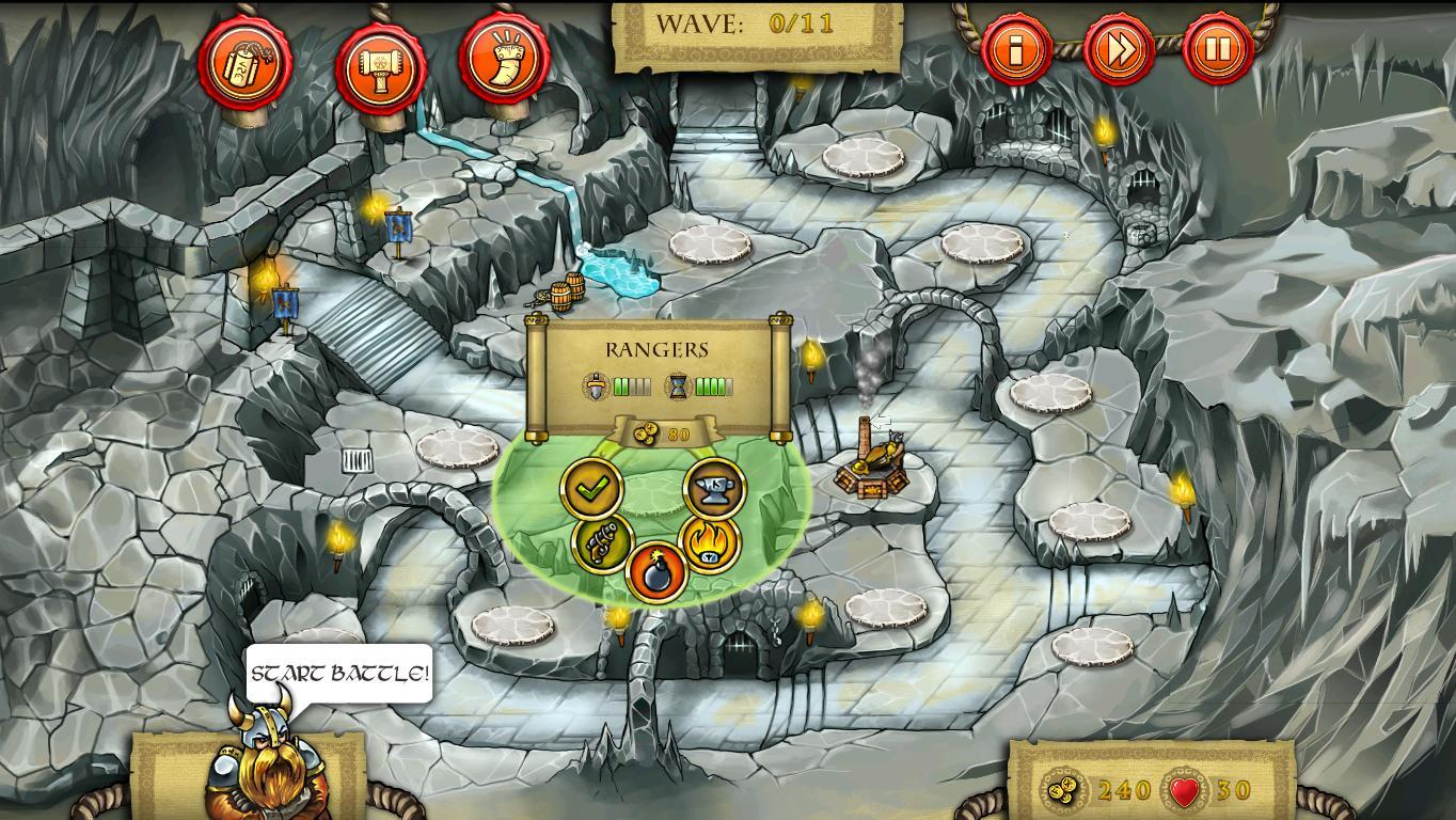 Dwarves iPad iPhone Android Mac & PC Game