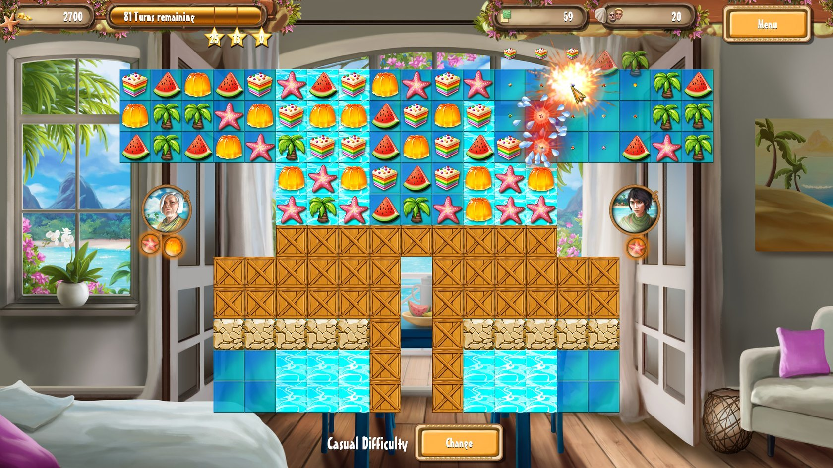 5 Star Hawaii Resort Screenshot 1