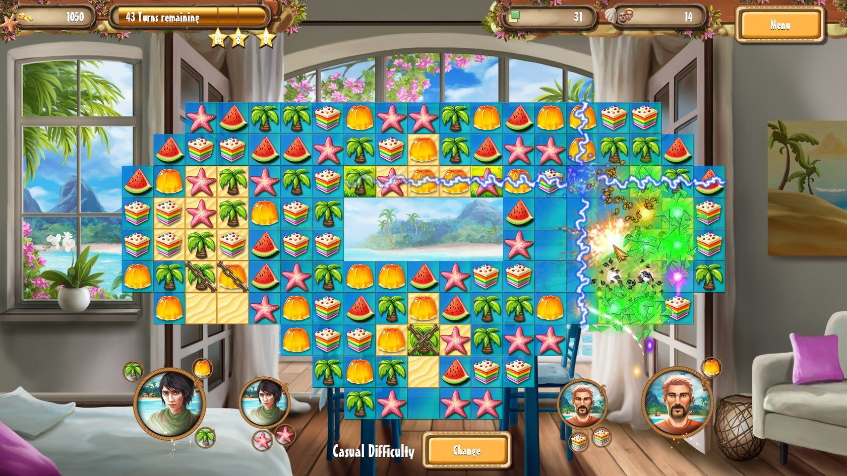 5 Star Hawaii Resort Screenshot 9
