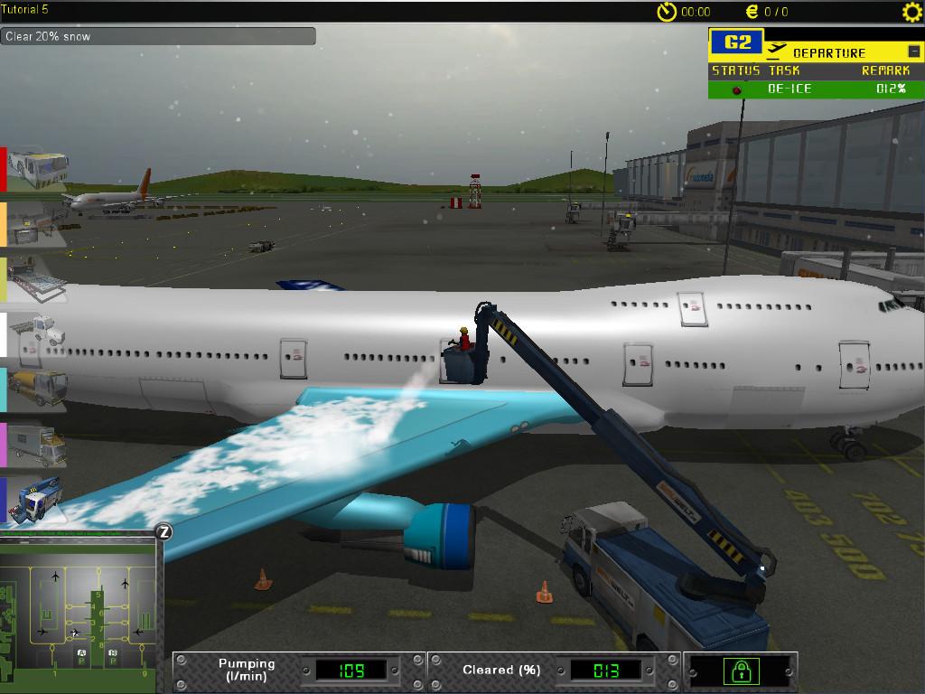 airport simulator mac