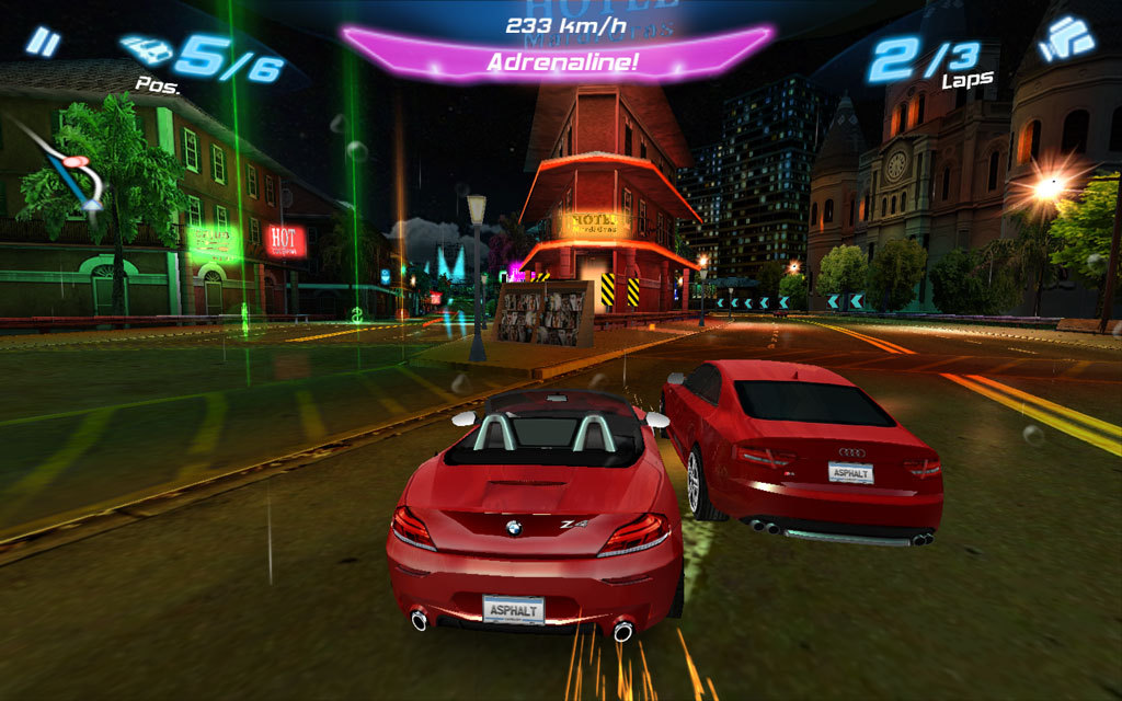 Sports Cars For Sale >> Asphalt 6: Adrenaline | macgamestore.com