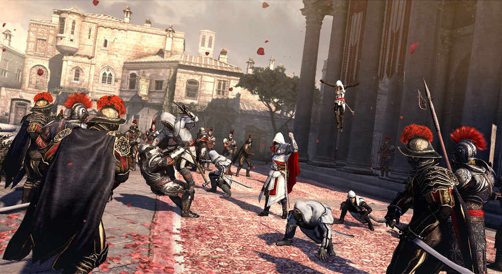 assassins creed brotherhood - photo #8