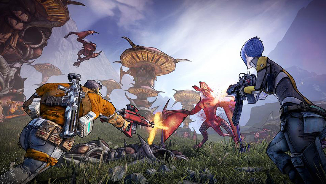 Borderlands 2: How to Choose The Best Character for Solo Play