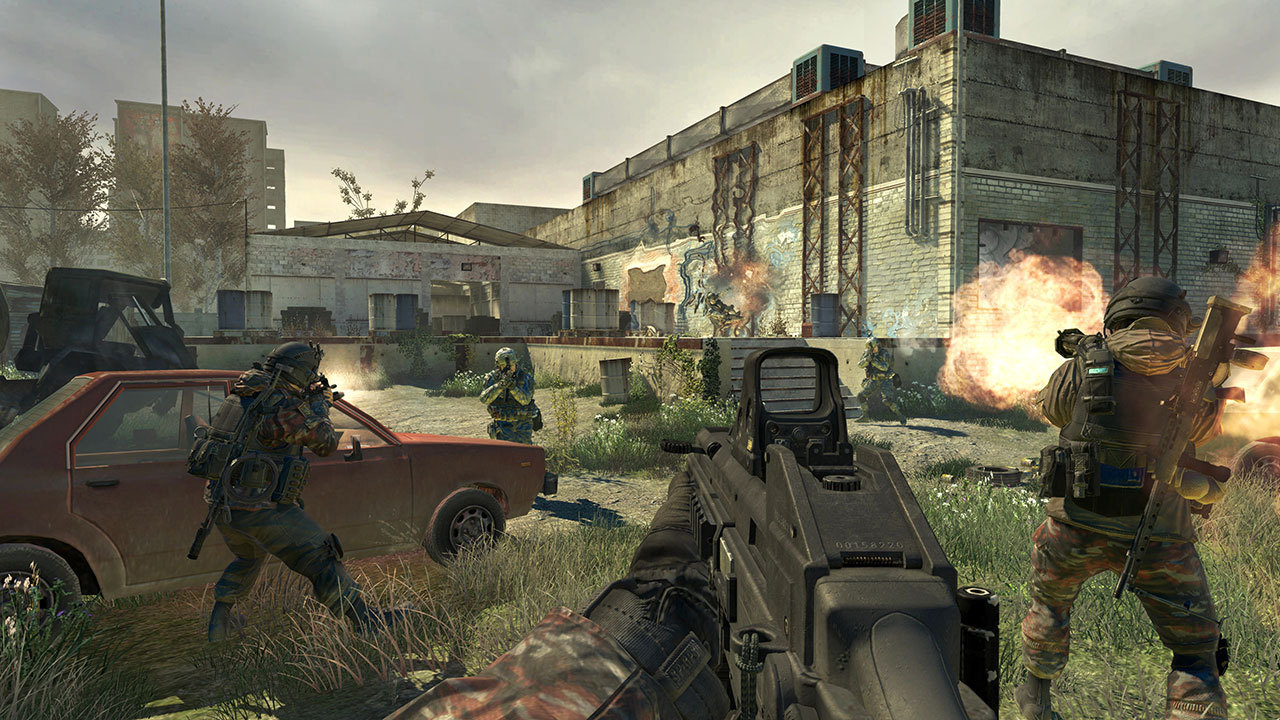 Call of Duty: Modern Warfare 2 Resurgence Pack | macgamestore.com Call Of Duty Map Packs on