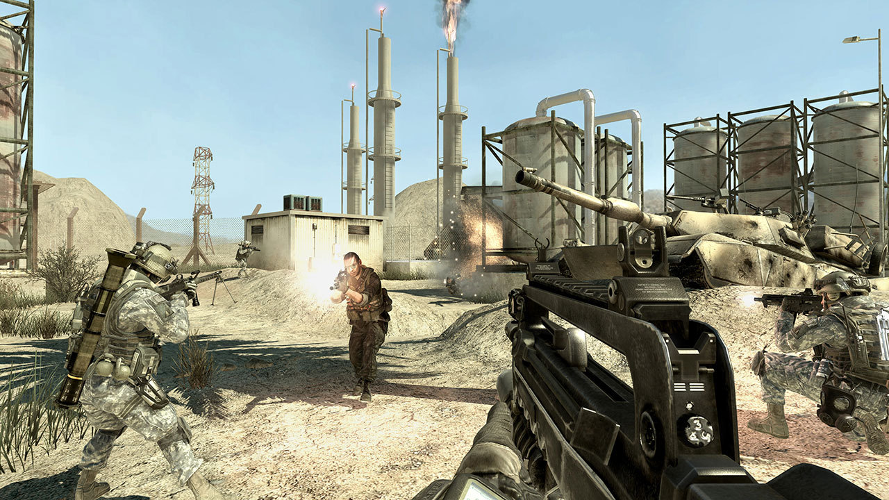 Call Of Duty Modern Warfare 2 Resurgence Pack Macgamestore Com