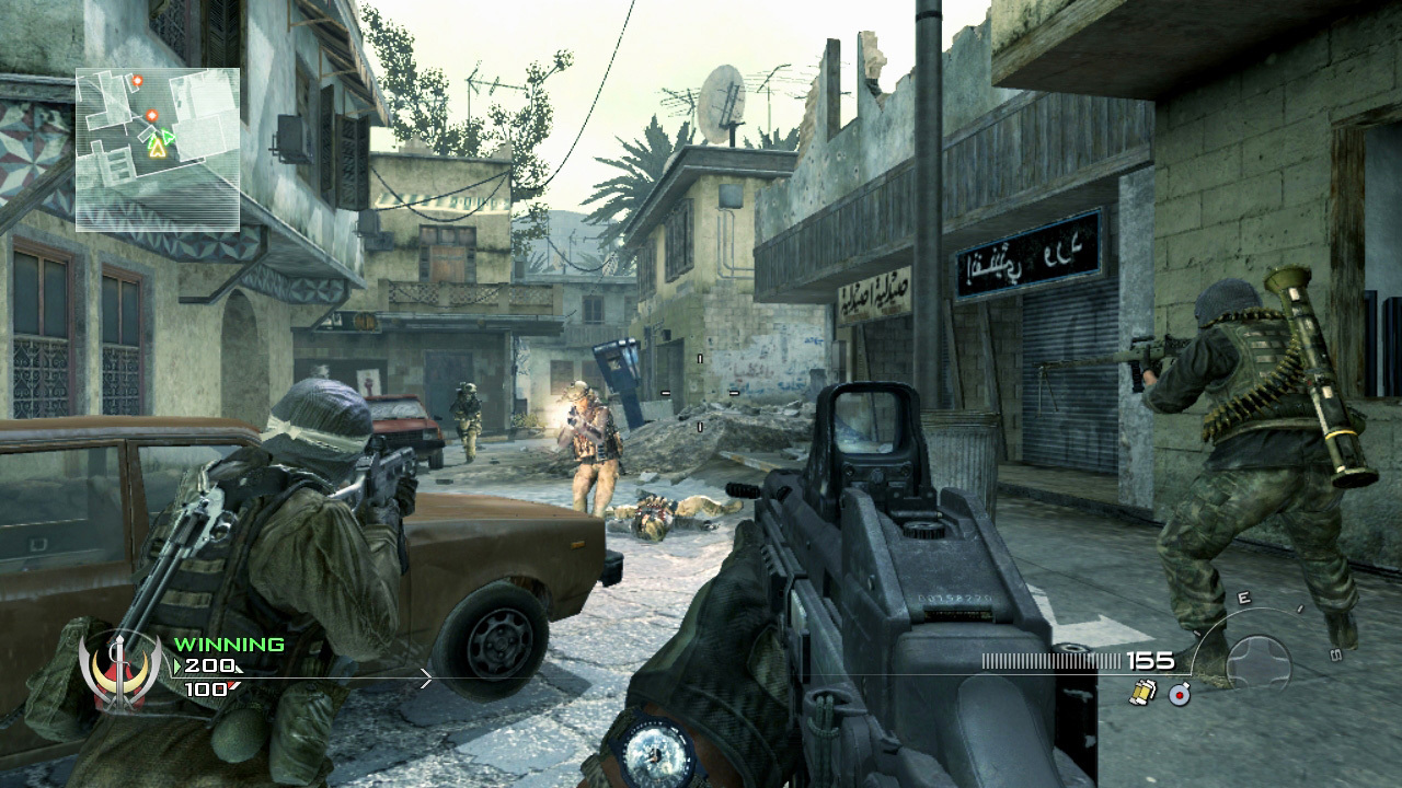 call of duty modern warfare 2 essay