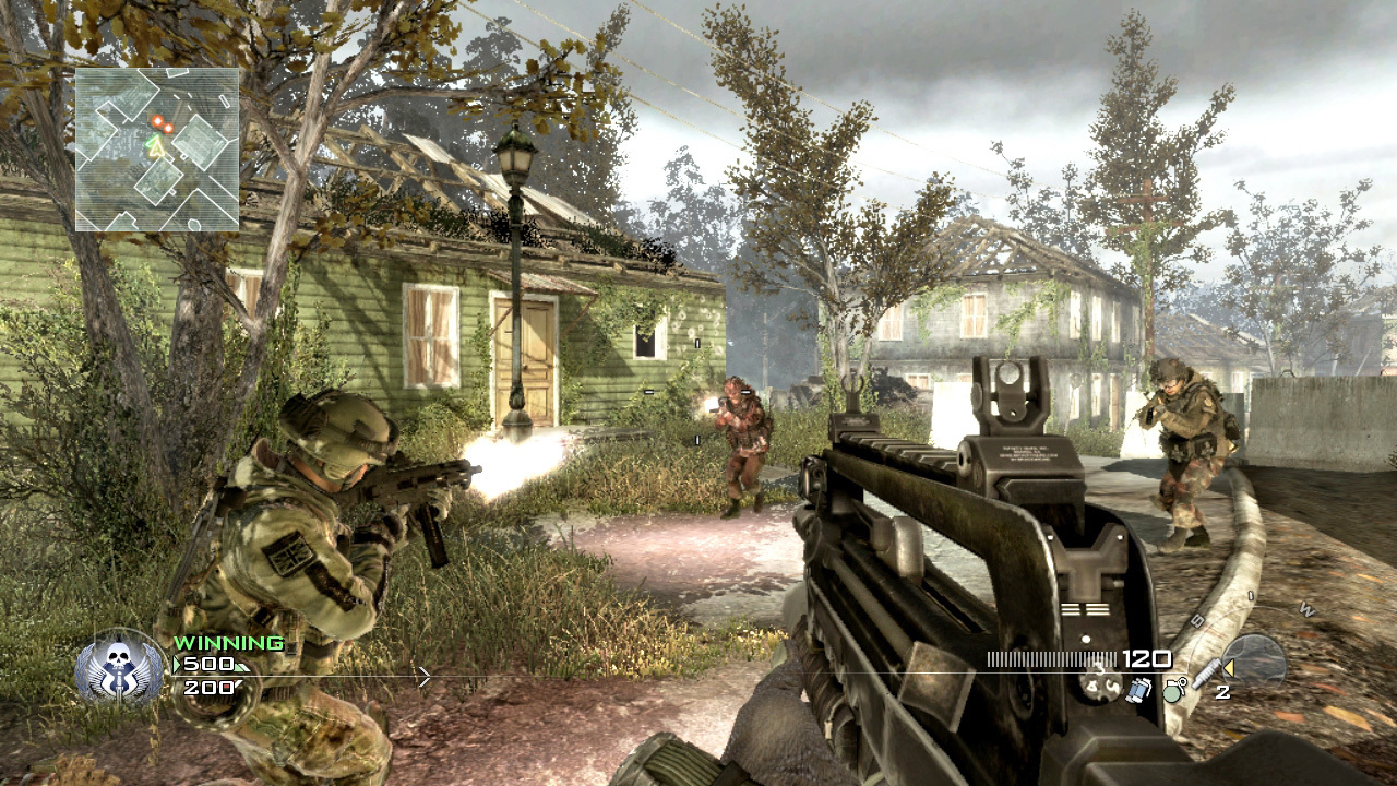 how to play cod mw2 multiplayer with steam