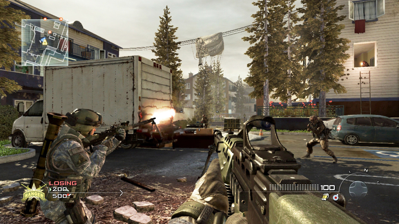 Call of Duty Advanced Warfare  Википедия