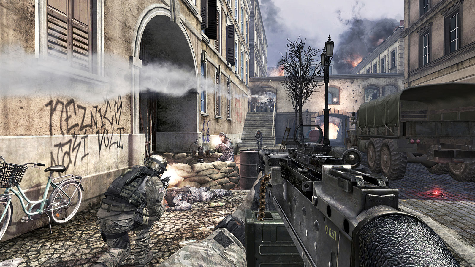 Call of Duty: Modern Warfare 3 | macgamestore com