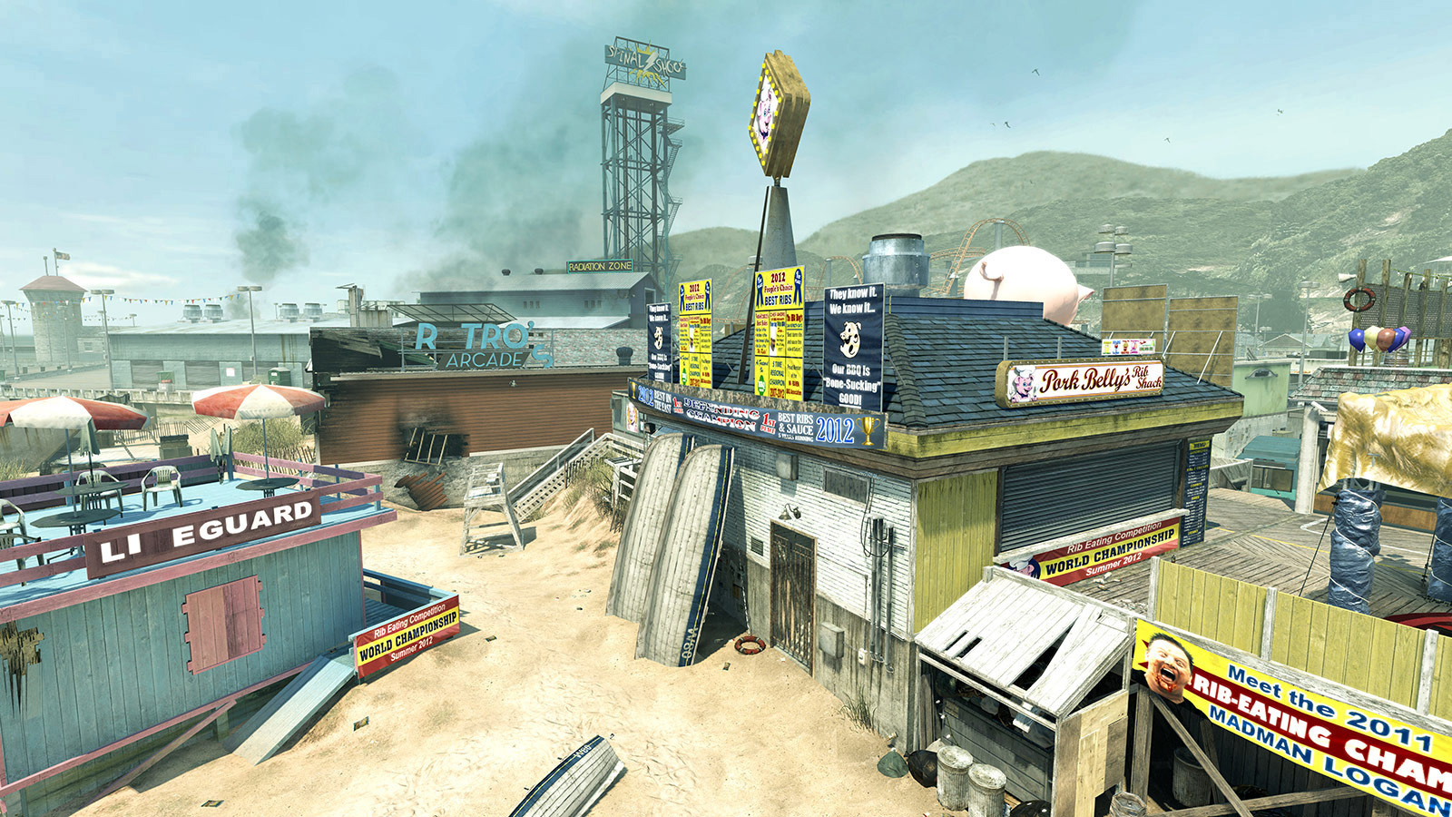 Call of Duty: Modern Warfare 3 Collection 4 Final ault ... Call Of Duty Map Pack on