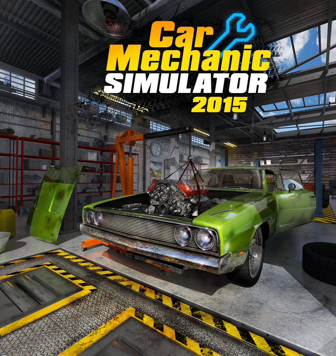 Car Mechanic Simulator  How To Buy Parts