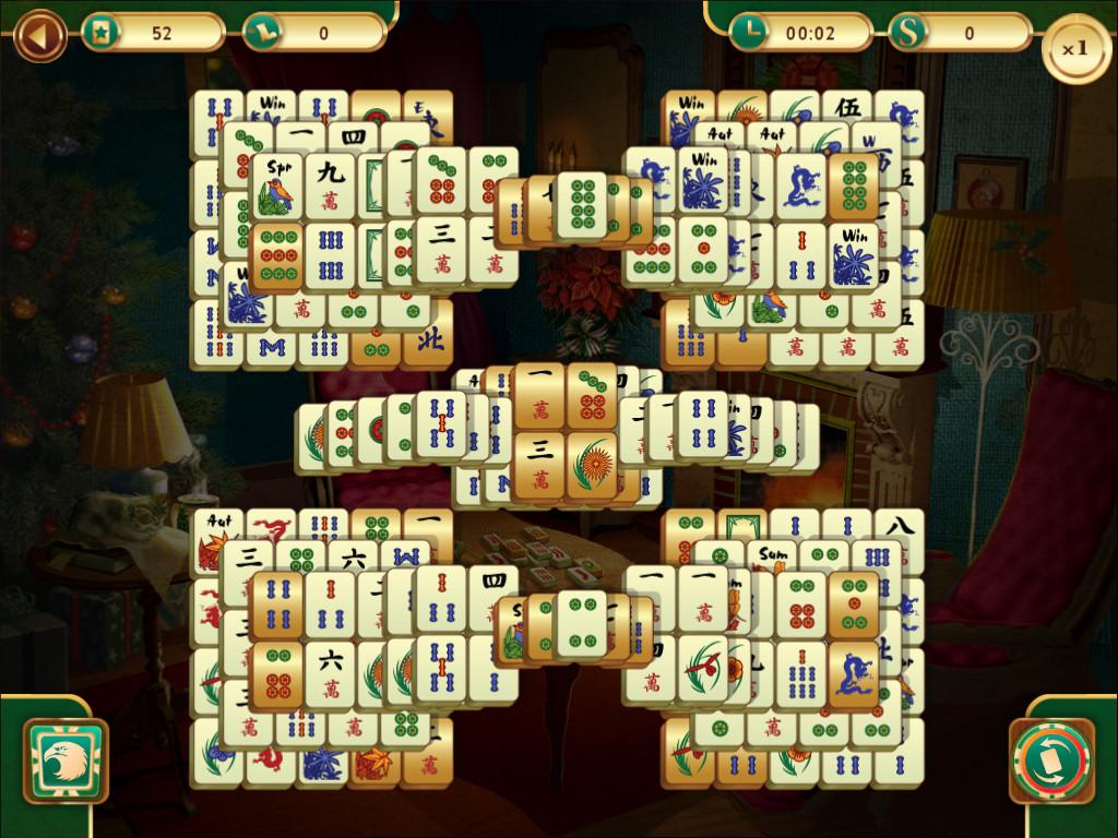 Christmas Mahjong Macgamestore Com