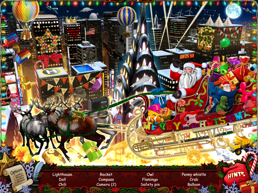 Free Online Christmas Games No Download
