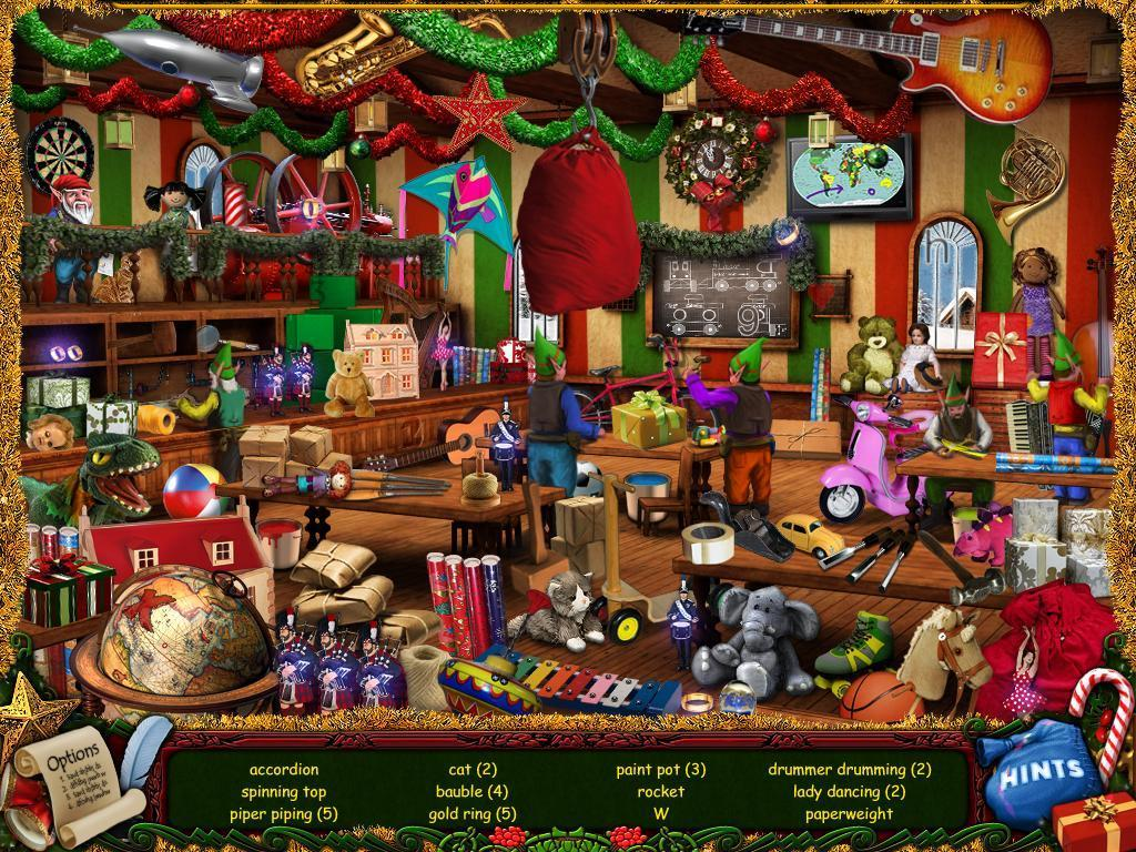 Play Free Online Hidden Object Games at Hidden4Fun