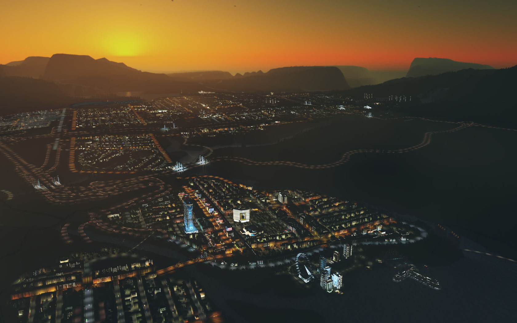 how to add water to a city in city skylines