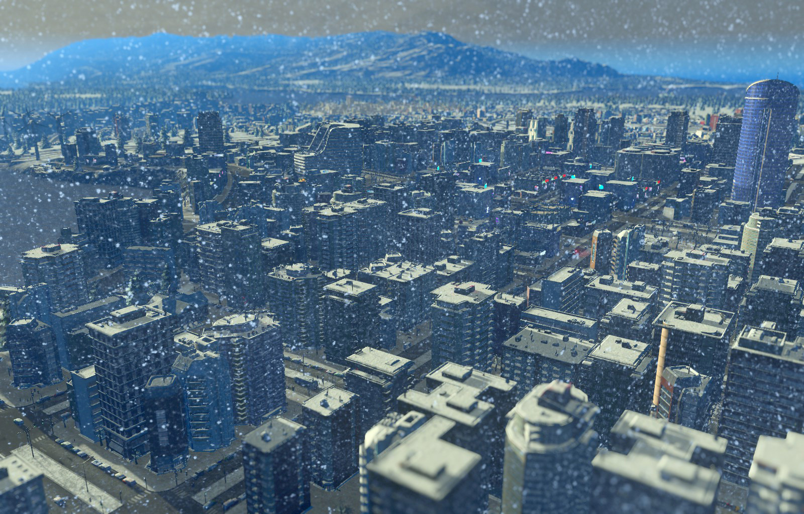 Cities Skylines Snowfall Macgamestore Com