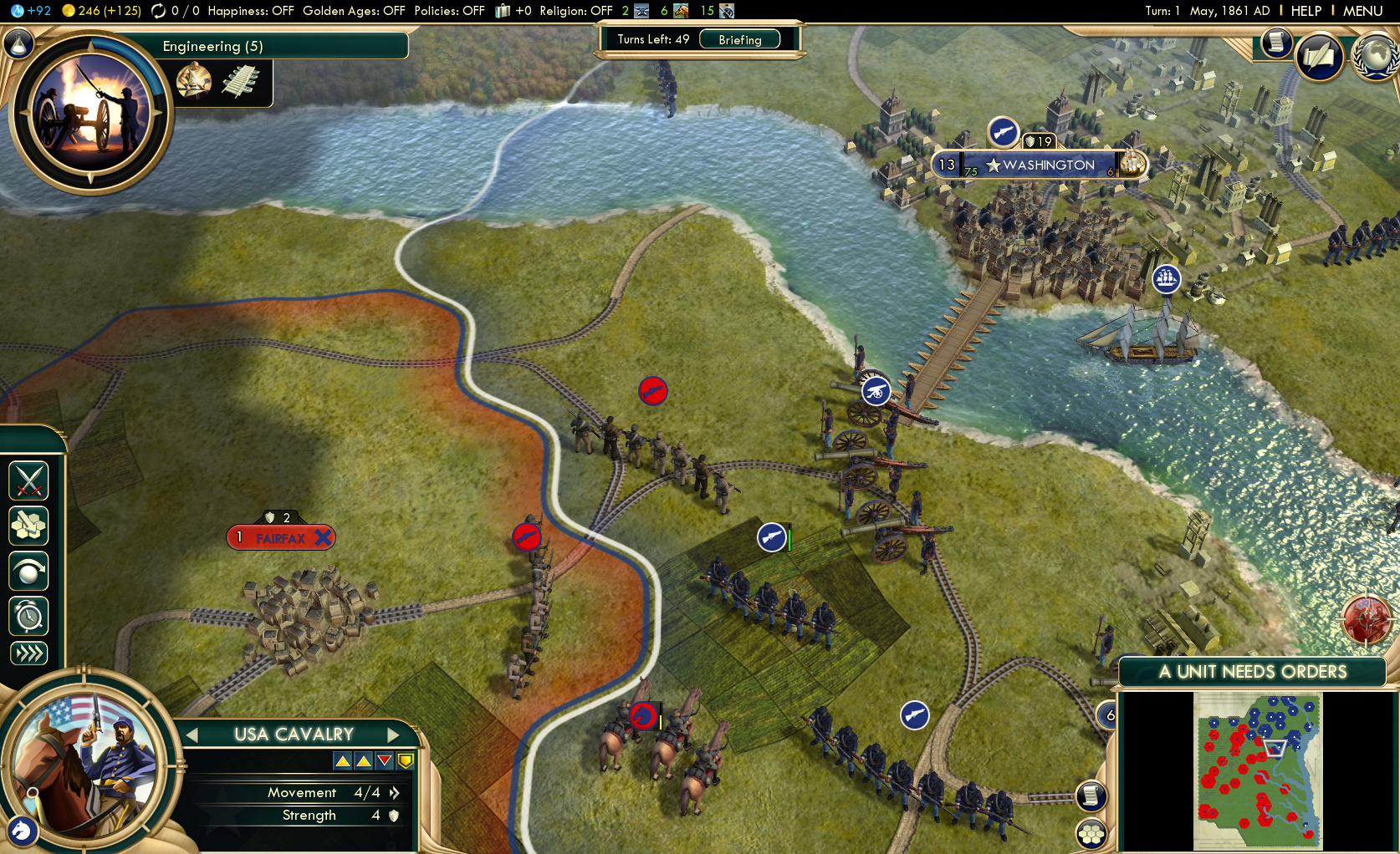 Sid meier's civilization v: cradle of civilization maps bundle.