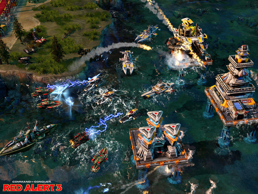 Command and conquer red alert 3 full game download free