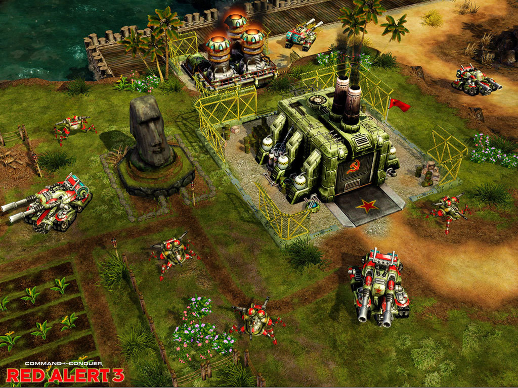 Command and conquer red alert 2 for windows 7