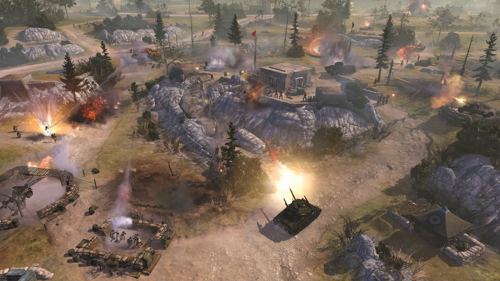 Company Of Heroes 2 The British Forces Macgamestore Com