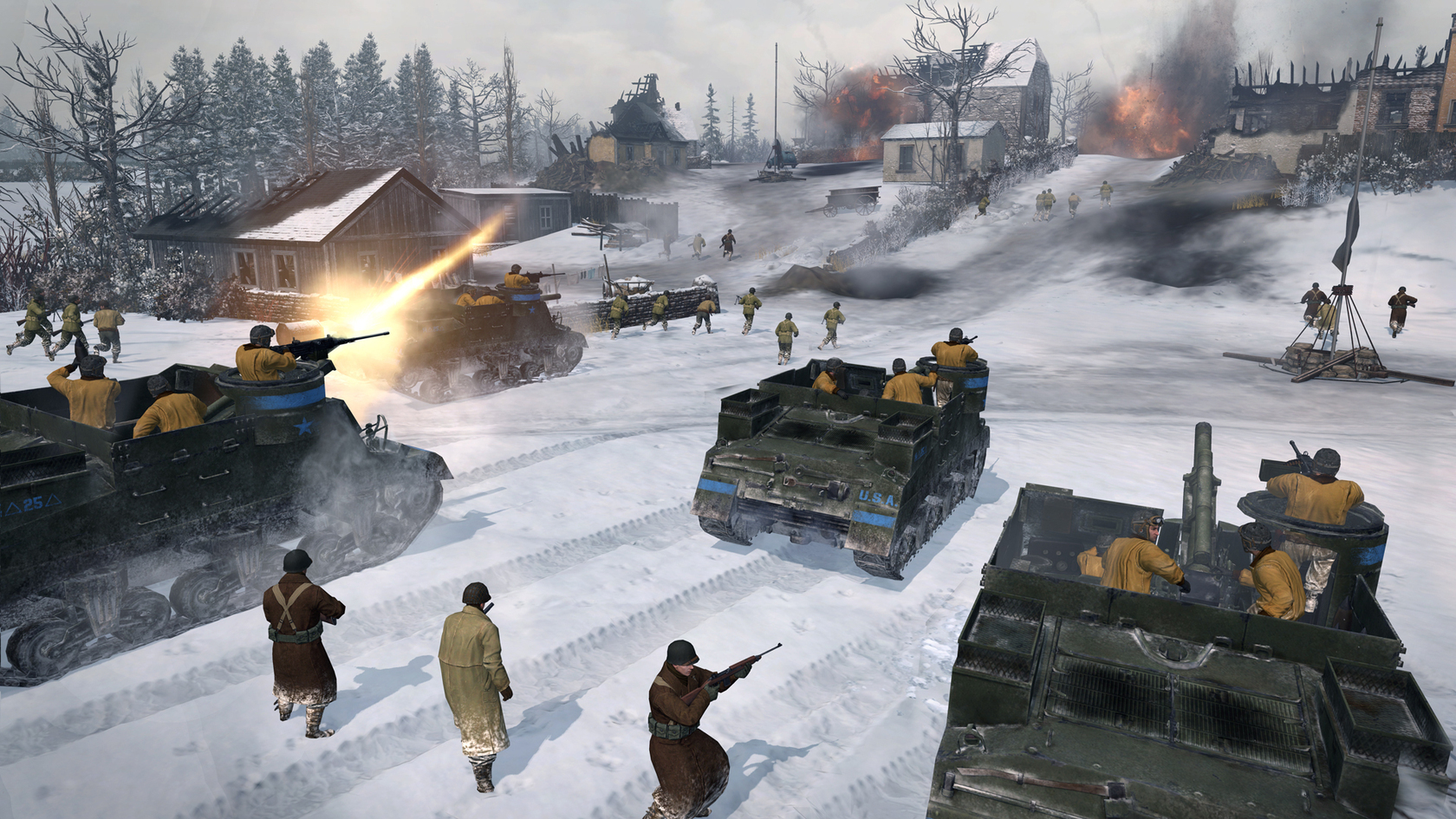 Company Of Heroes 2 The Western Front Armies Macgamestore Com