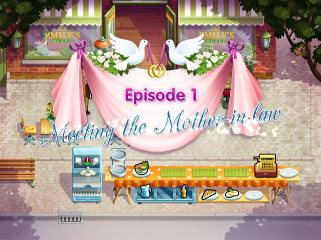 delicious wedding game