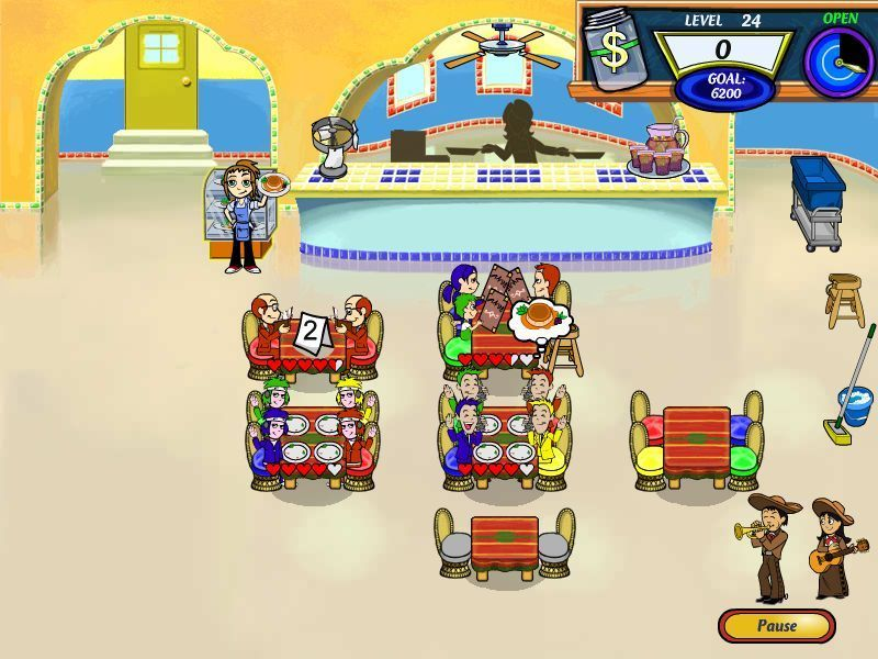 Play game diner dash 2 maze games 2 play