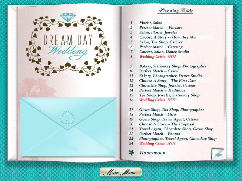 Dream Day Wedding Macgamestore Com
