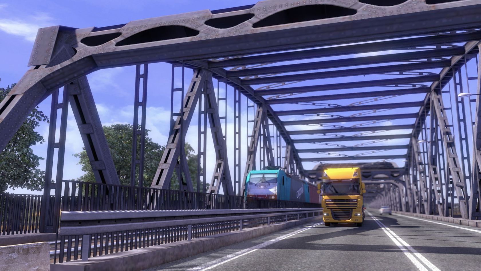 euro truck simulator 2 going east. Black Bedroom Furniture Sets. Home Design Ideas