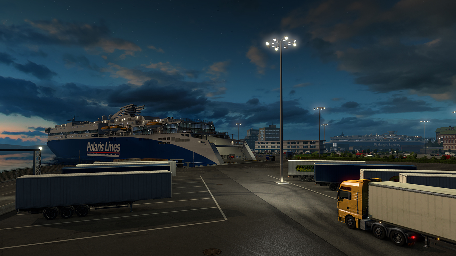 euro truck simulator 2 scandinavia. Black Bedroom Furniture Sets. Home Design Ideas
