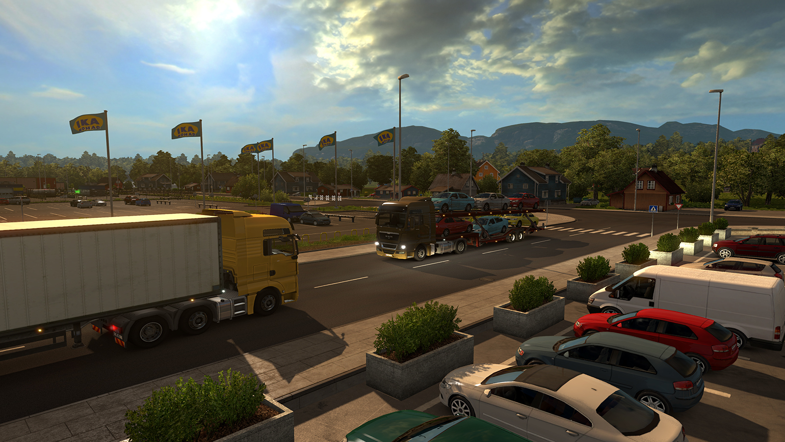 how to add trucks to spintire