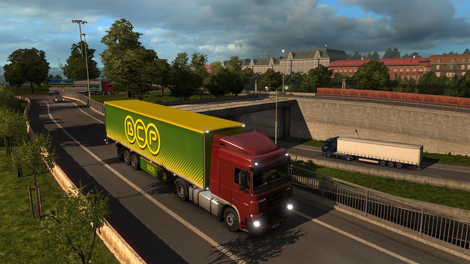euro truck simulator 2 scandinavia. Black Bedroom Furniture Sets. Home Design Ideas