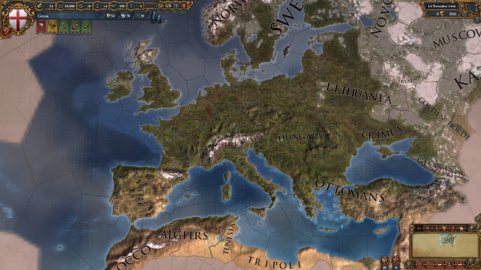 Europa Universalis IV: Wealth of Nations | macgamestore com