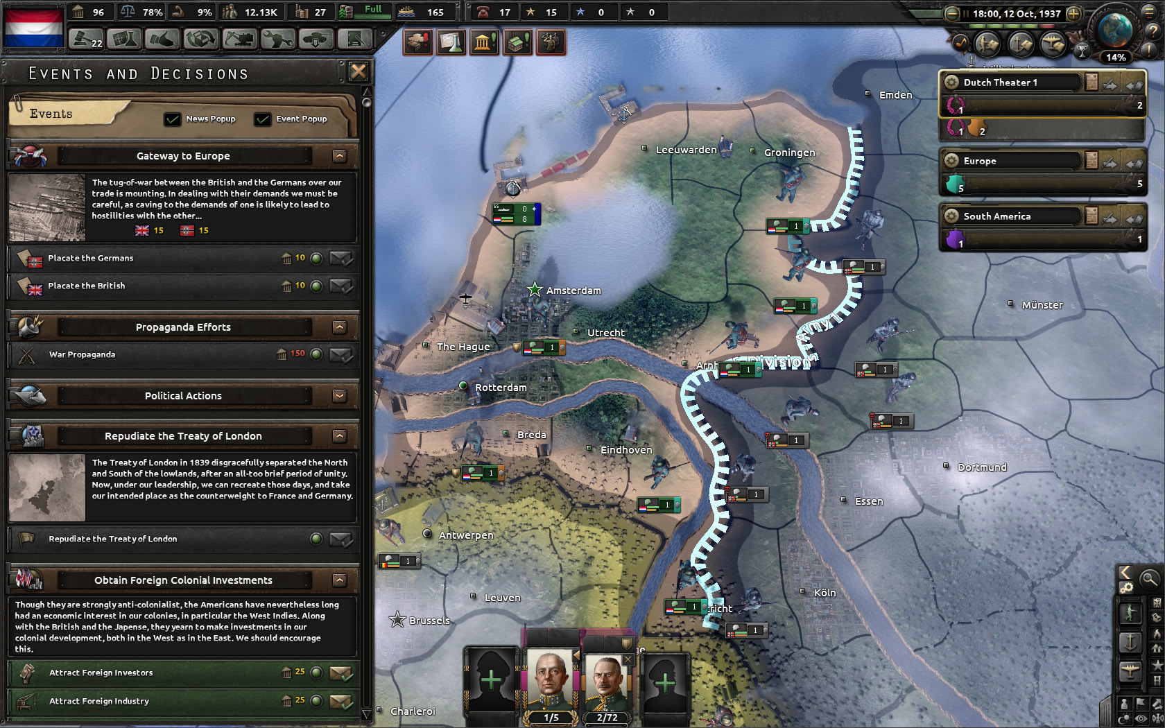 Hearts of Iron IV: Man the Guns | macgamestore com