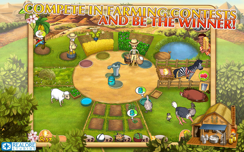 farm mania hot vacation free download no time limit