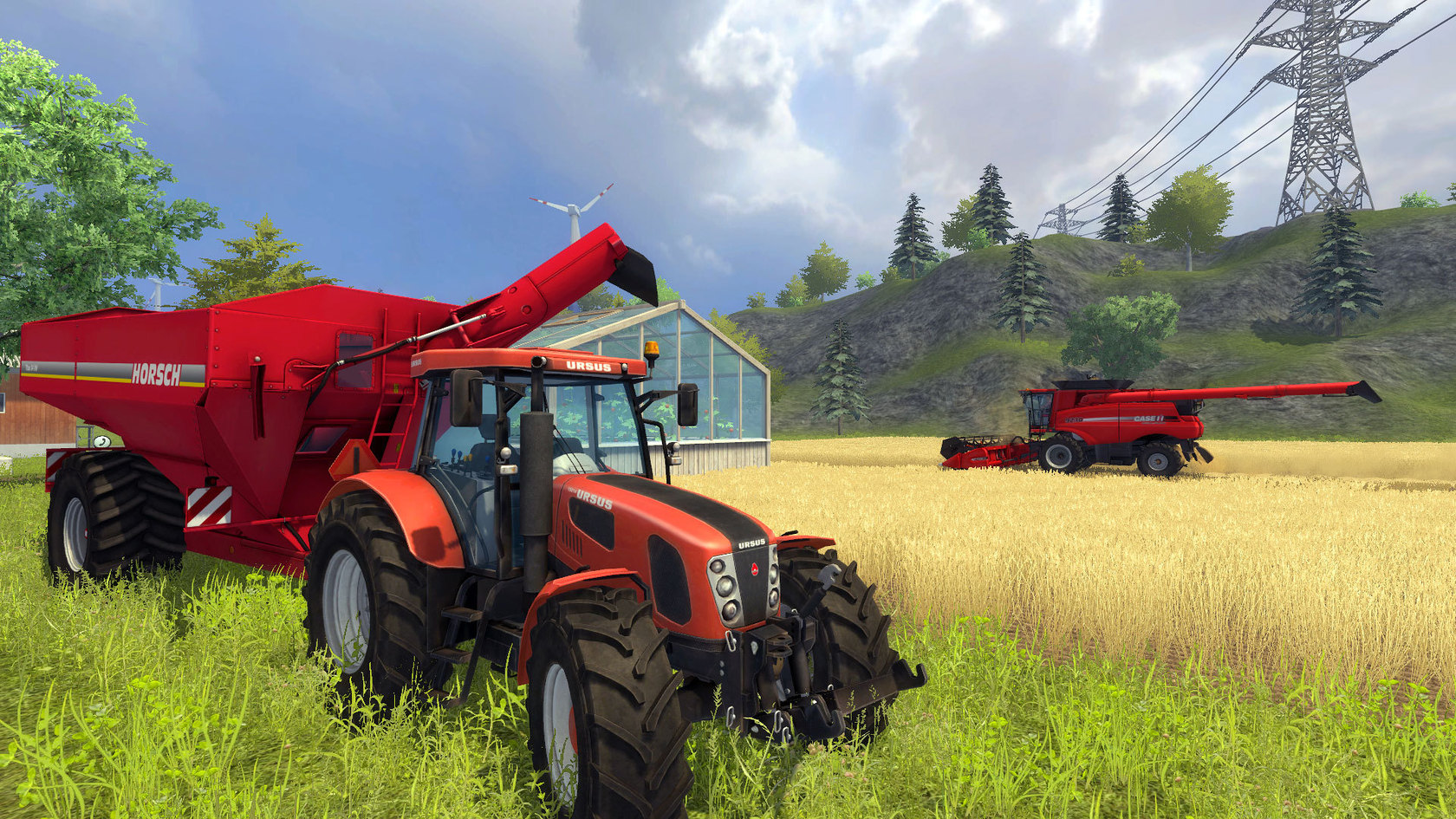 Farming Simulator Titanium Edition Русификатор