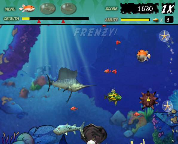 feeding frenzy deluxe free download for pc