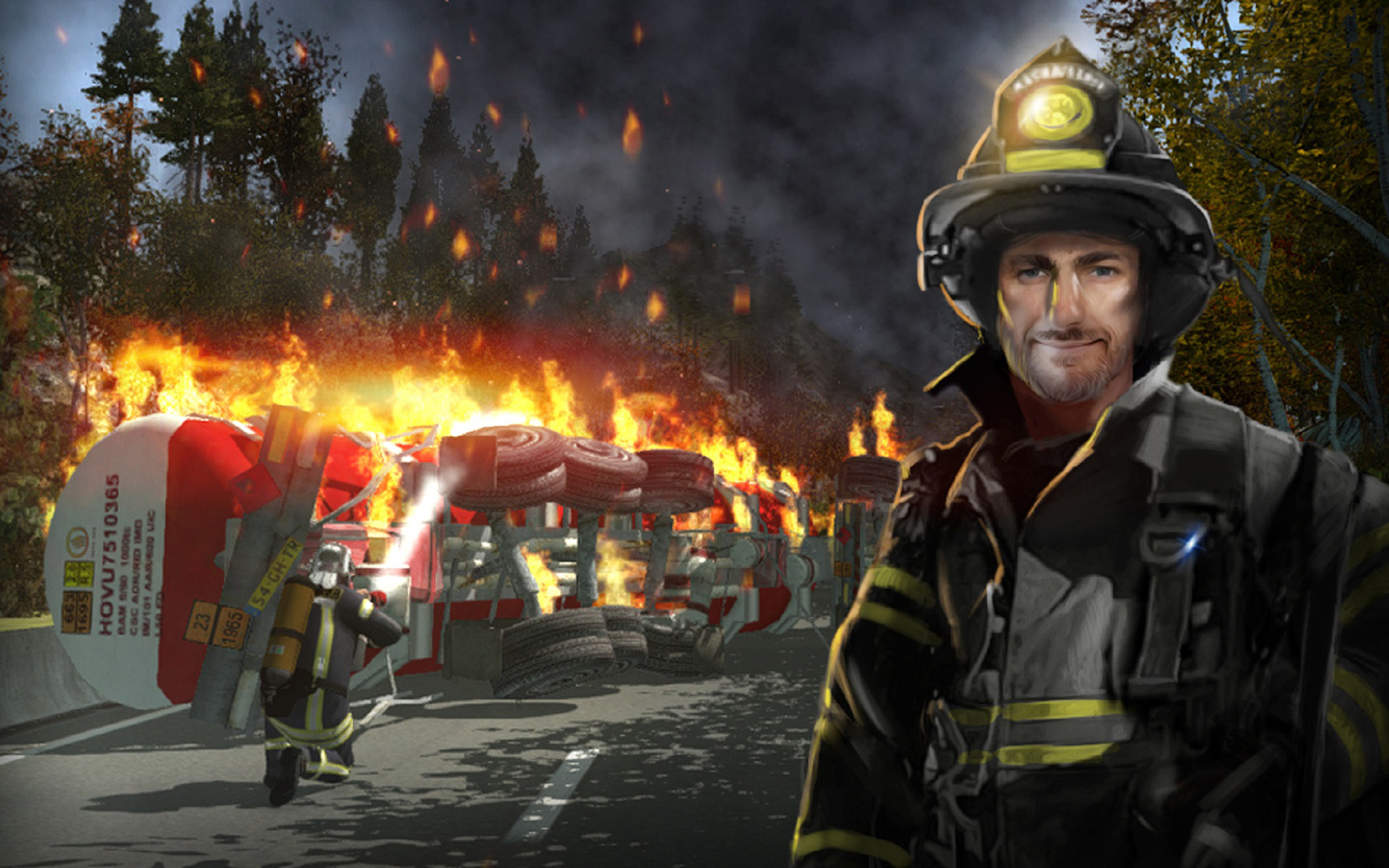 helicopter fire fighting with Firefighters 2014 The Simulation Game on Physical And Mental Trauma Souvenirs Battle Afghanistan 280405 also Concept Robot Art By Daryl Mandryk further Index additionally 35th Anniversary Of The Fall Of Saigon 5 besides As350 B2.