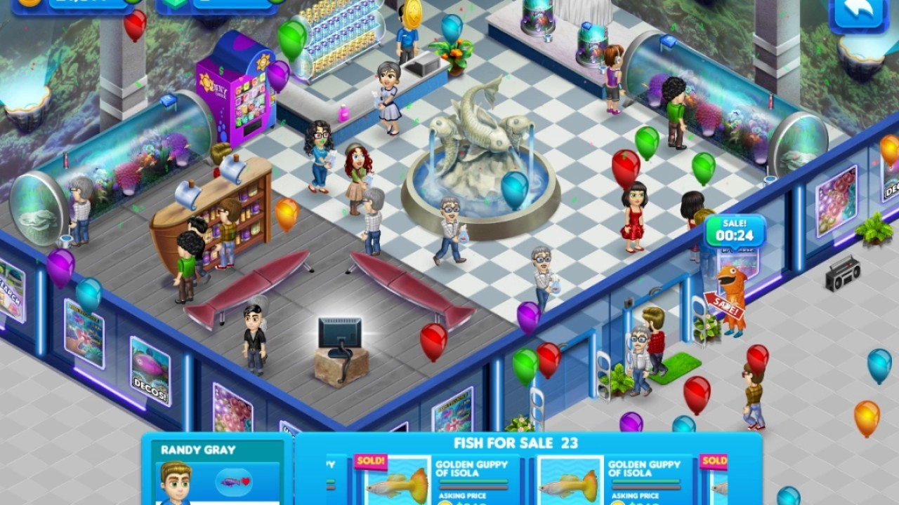 fish tycoon free download full version crack