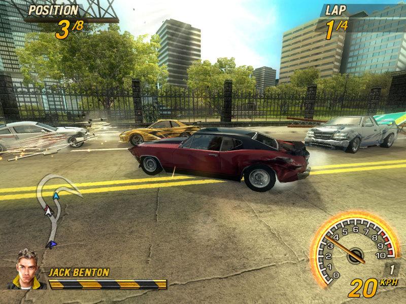 Car Crash Into Tanks Games
