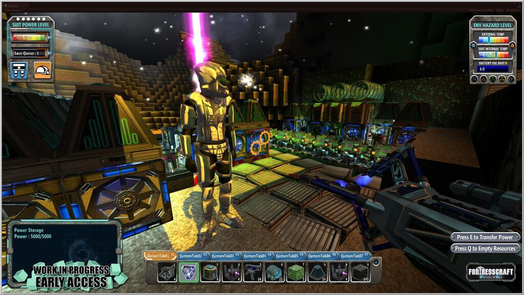 FortressCraft
