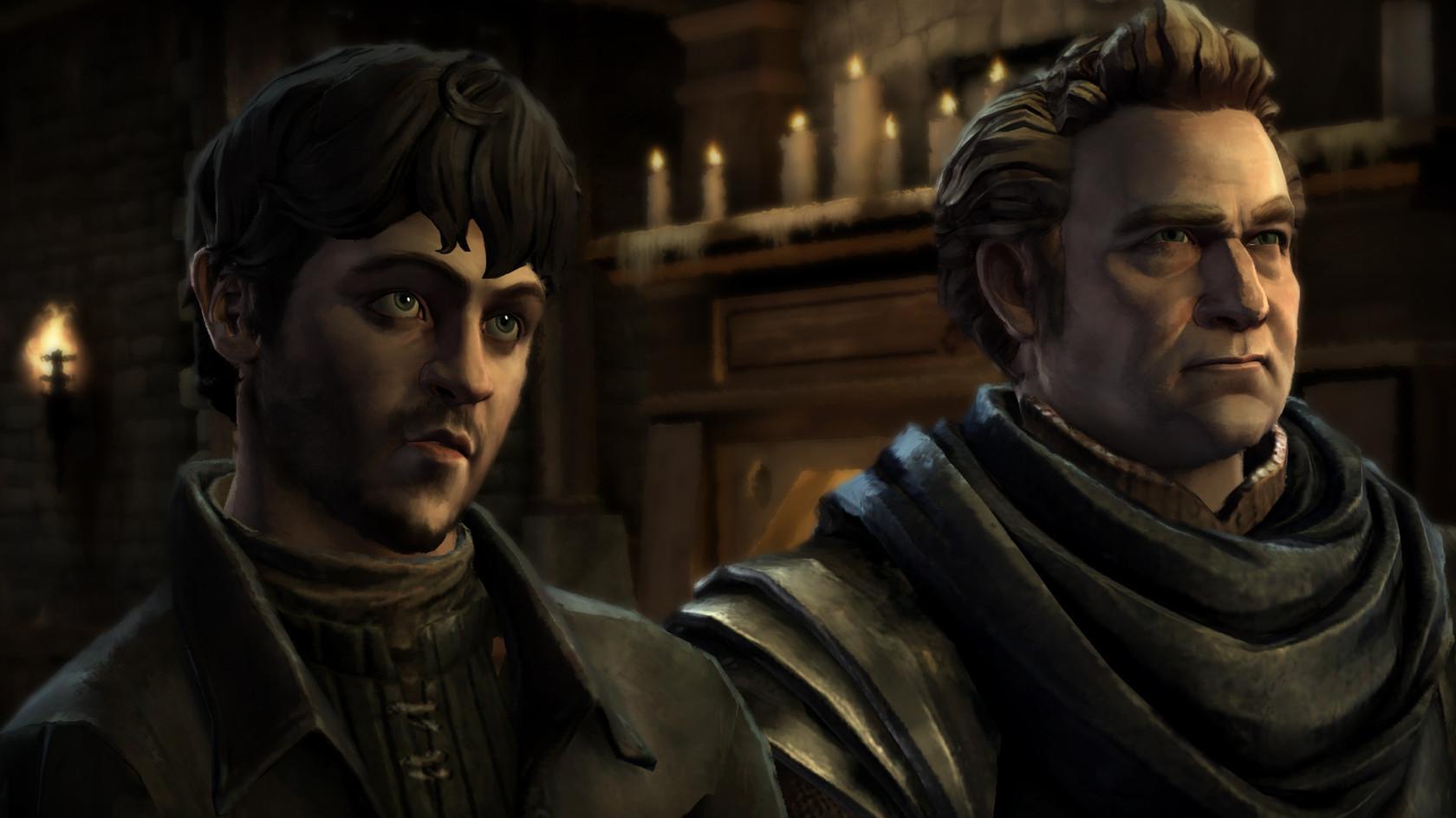 Game of Thrones От Telltale Games Thrones a Telltale Games