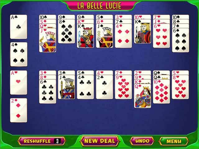spider solitaire gamehouse