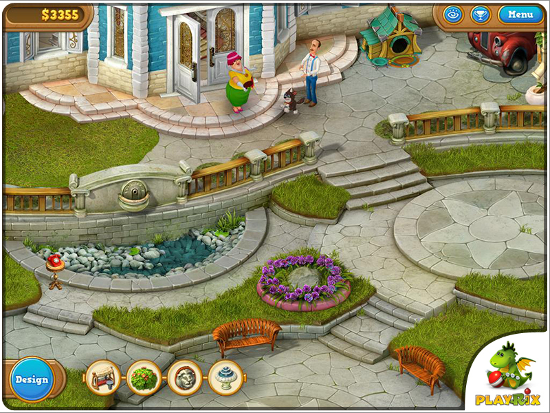 game gardenscapes 2