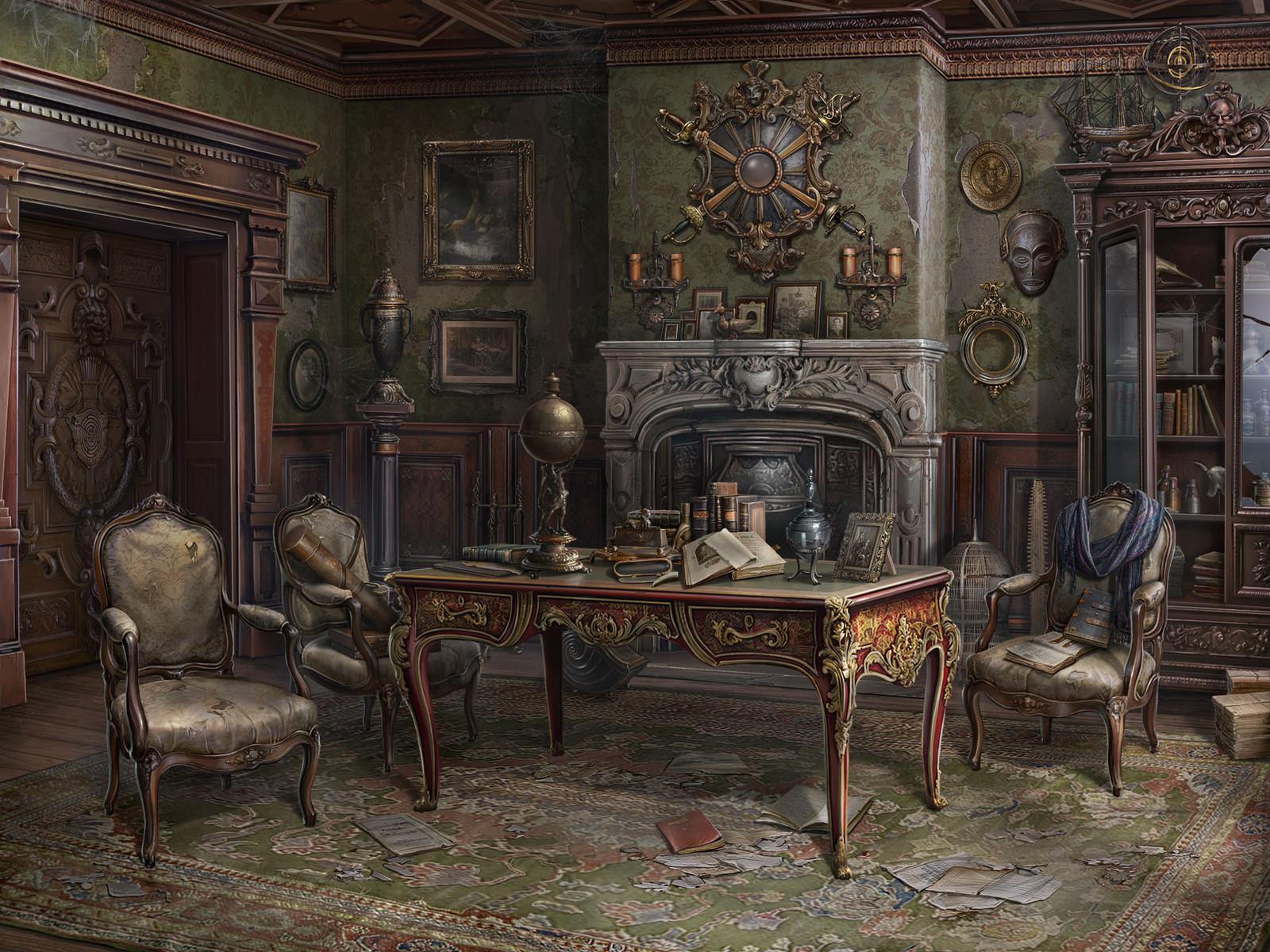 Haunted Manor: Queen of Death Collector's Edition | macgamestore.com