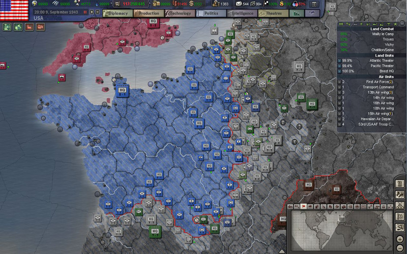 Hearts of Iron II - PC - IGN