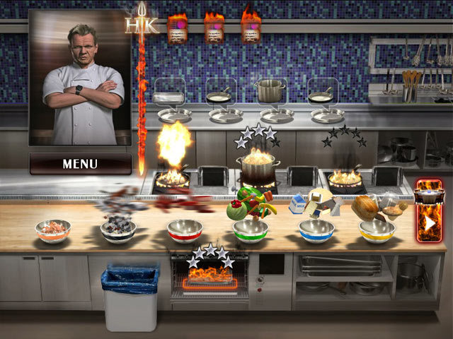 Dining In Hell S Kitchen Tv Show